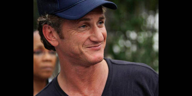 Sean Penn : papa n'est pas content - La DH