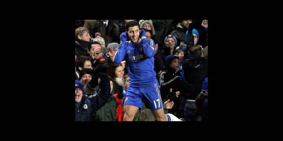 Hazard, plus mauvais tireur de corners de Premier League ?