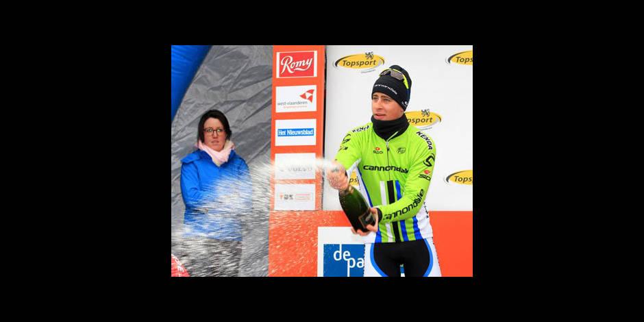 Trois jours de La Panne-Coxyde : Victoire de Peter Sagan lors de la 1ère étape