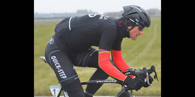 Tom Boonen aux Trois jours de La Panne-Coxyde ? - La DH