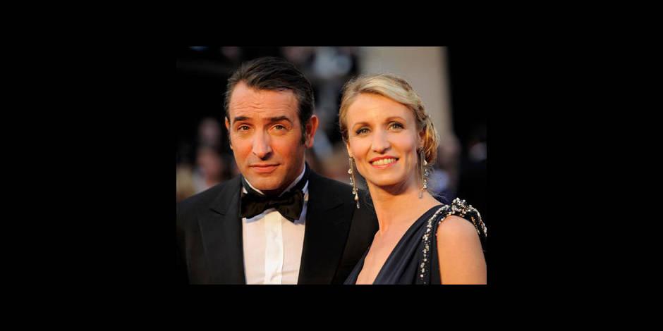 Jean Dujardin et Alexandra Lamy, toujours ensemble?