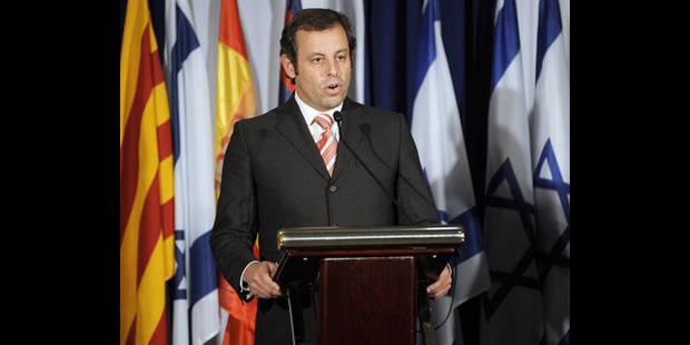 Le président du Barça a-t-il fraudé ? - La DH
