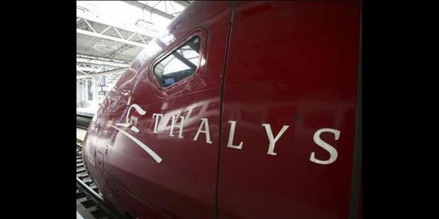 Cinq heures de retard pour un Thalys - La DH