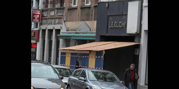 The end  pour Le Clichy - La DH