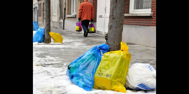 Les Bruxellois ne brillent pas en matière de tri des déchets
