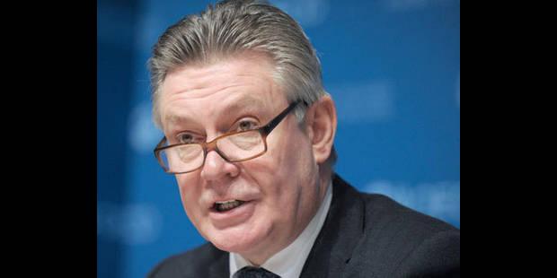 Caterpillar: De Gucht prêt à agir sur d'éventuels subsides à l'exportation anticoncurrentiels - La DH