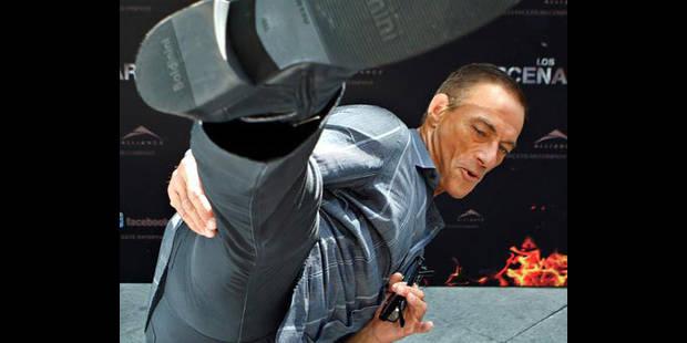 Jean-Claude Van Damme a une hanche artificielle - La DH