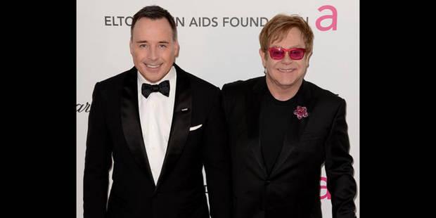 Elton John se remarie ! - La DH