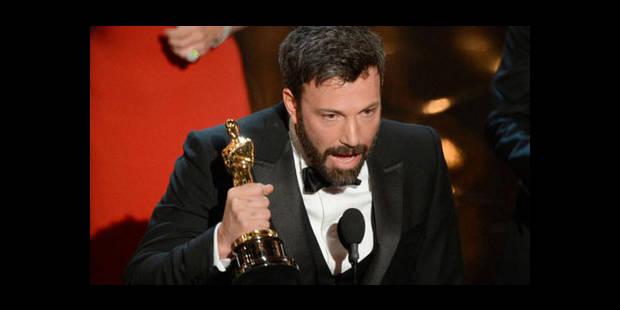 """""""Argo"""" décroche l'Oscar du meilleur film - La DH"""