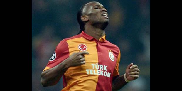 Schalke 04 conteste la présence de Drogba dans les rangs de Galatasaray - La DH