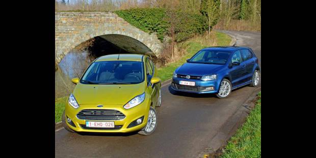 Ford Fiesta 1.0 Ecoboost VS Volkswagen Polo 1.4 TSI Blue GT - La DH