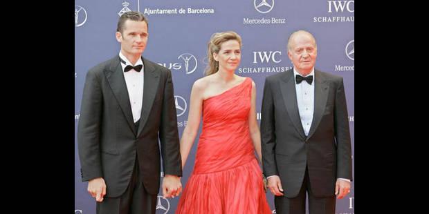 Le roi d'Espagne pas impliqu� dans un scandale de corruption, affirme son gendre
