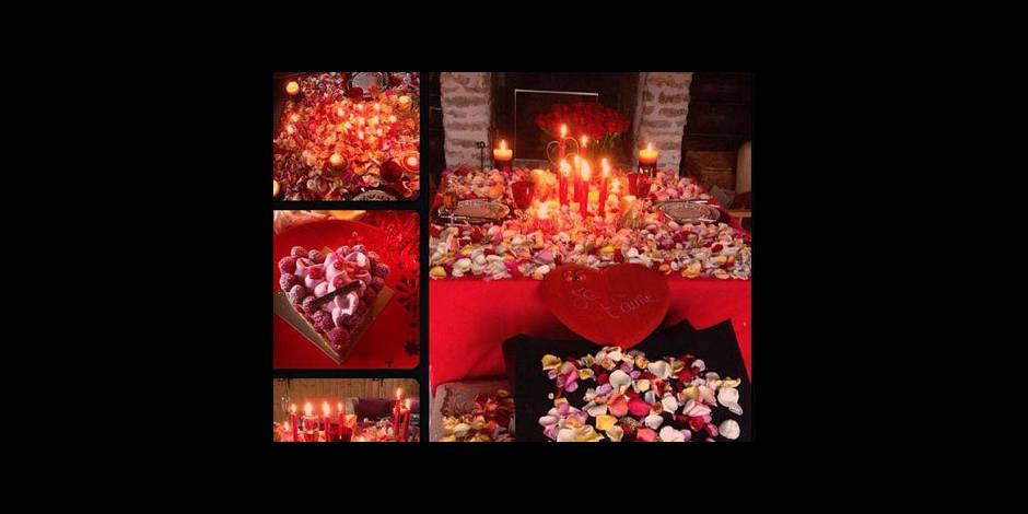 La Saint-Valentin de Jade Foret