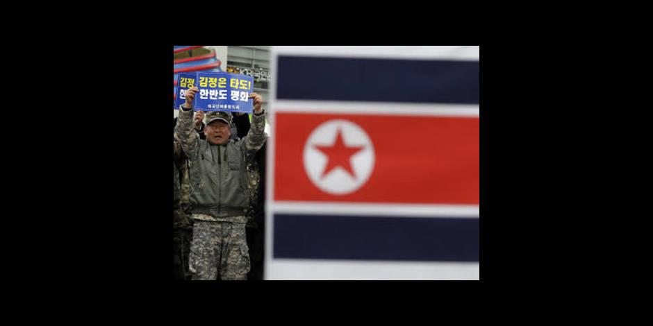 La Corée du Nord confirme un 3e essai nucléaire, avec un engin miniaturisé