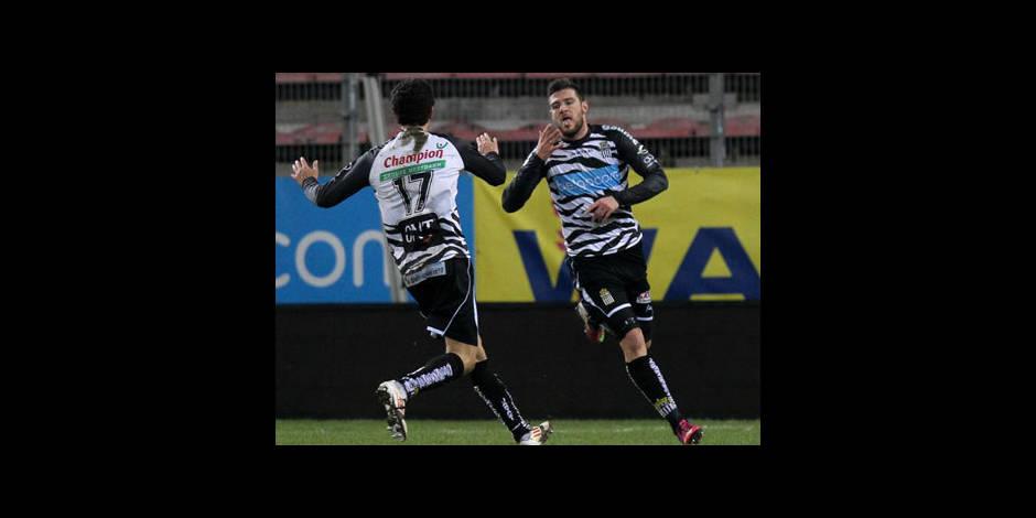 Charleroi presque sauvé, Garrido aussi