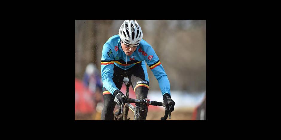 """Remise des mondiaux de cyclocross: """"Un scandale"""", selon les Belges"""