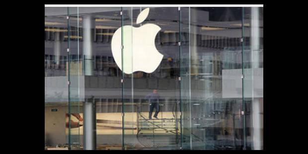 Un Apple store bient�t en Belgique?