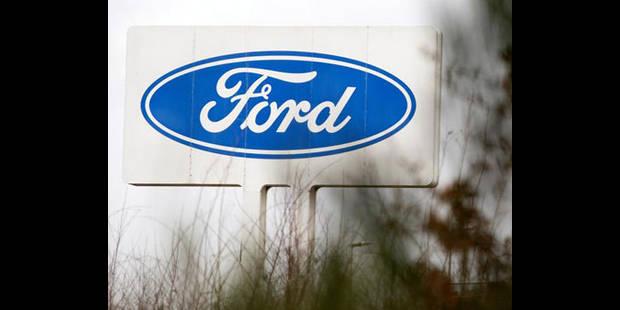 """Ford Genk: """"Ceux qui partiront plus t�t de l'entreprise recevront une prime"""""""
