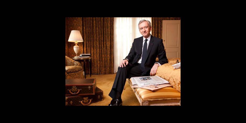 1milliard d'€ grâce à Arnault