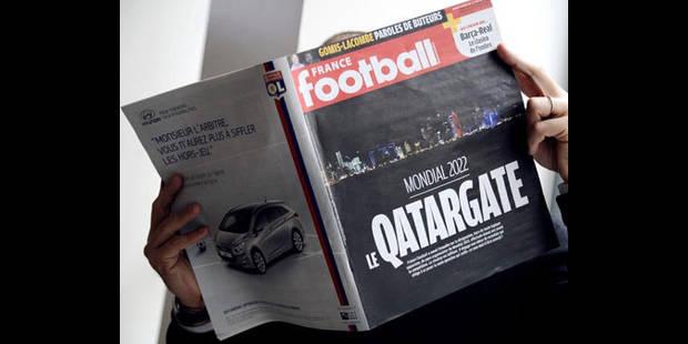 Le Qatargate va-t-il faire perdre le mondial 2022 au Qatar ? - La DH