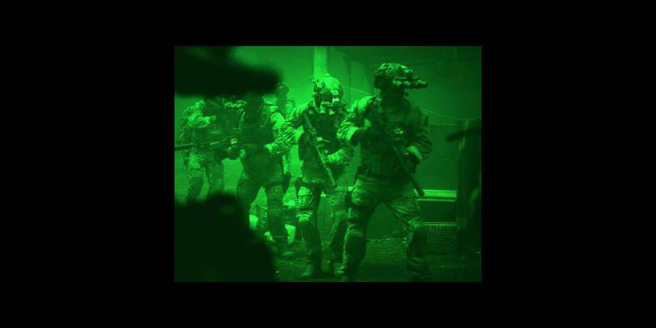 La traque à mort  de Ben Laden