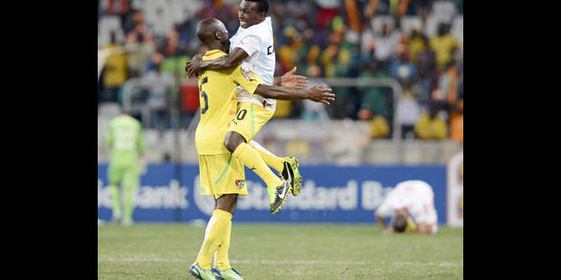 CAN 2013:  Le Togo qualifié pour les quarts de finale - La DH