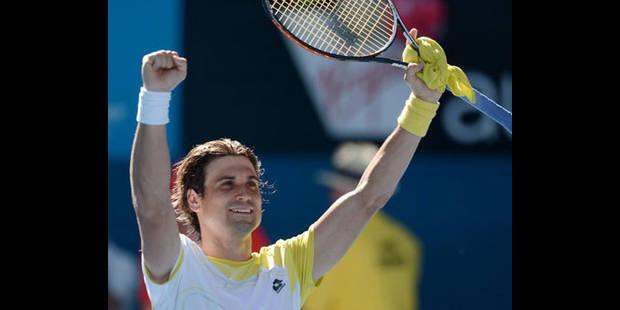 Open d'Australie: David Ferrer qualifié pour les demi-finales - La DH
