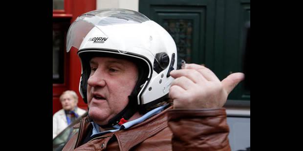 Depardieu convoqué devant la justice le 5 avril pour conduite en état d'ivresse - La DH