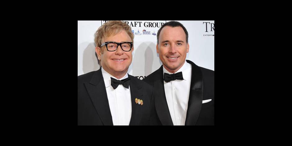 Elton John devient père pour la seconde fois