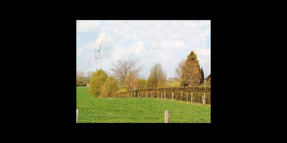 Éoliennes :   feu vert du ministre