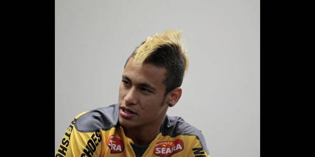 Neymar pas encore en Europe - La DH