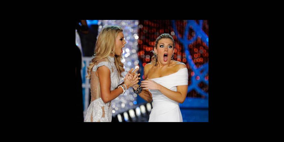 Miss New York couronnée Miss America