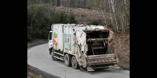 """Un camion-poubelle électrique et """"silencieux"""" bientôt mis en service - La DH"""