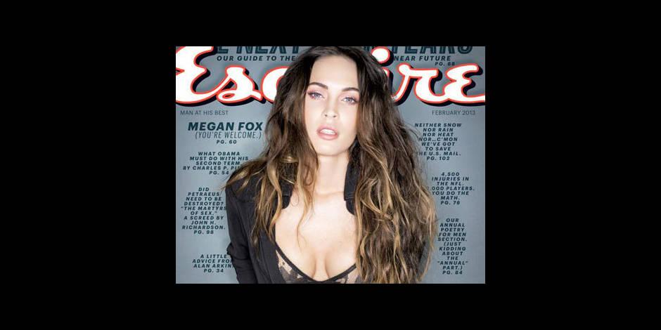 Megan Fox, les hommes  savent pourquoi