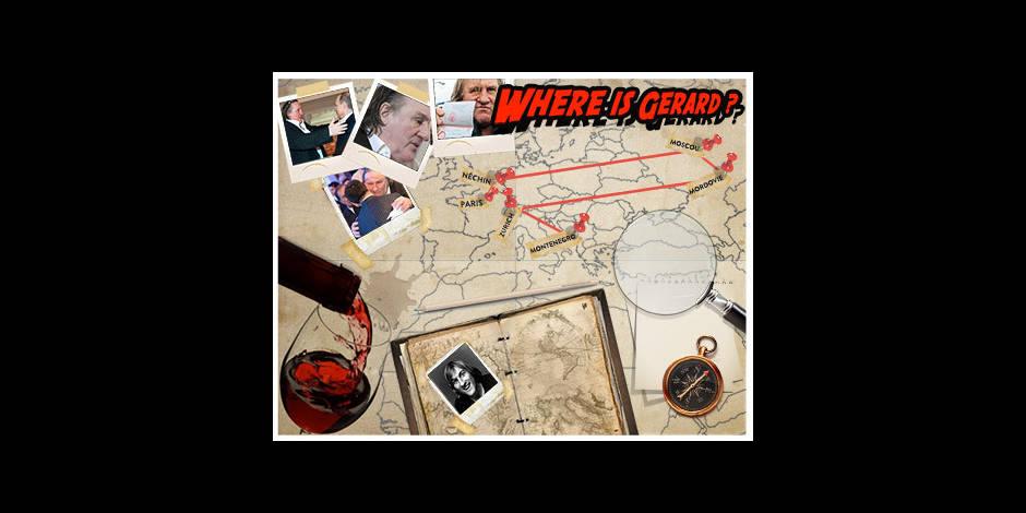 Where is Gérard ? Elisez votre vainqueur !