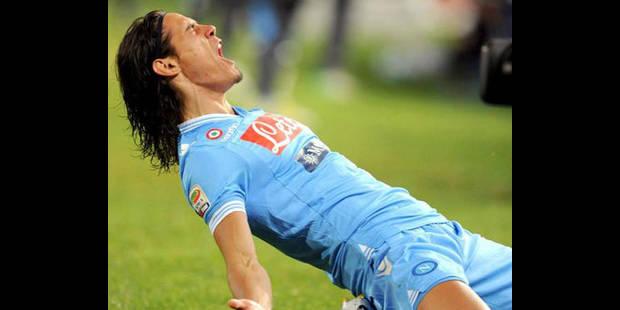 Serie A : Cavani marque trois fois et terrasse la Roma - La DH