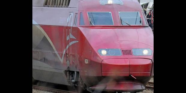 Retards pour les Thalys, TGV et Eurostar - La DH