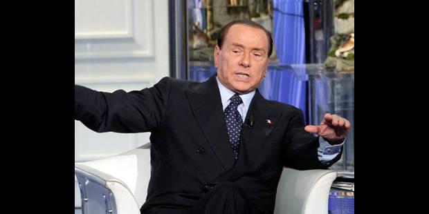 """Berlusconi """"accusé de tout, sauf d'être gay"""" - La DH"""