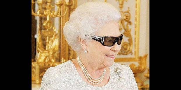 Pas démodée cette Elizabeth II - La DH