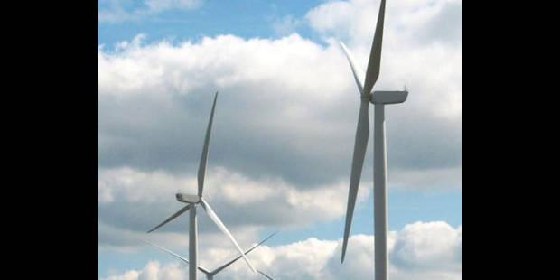 10 projets de parcs éoliens en province de Liège