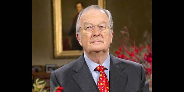 Le discours du Roi ce 24 décembre 2012 - La DH