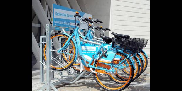 SNCB: 25 nouveaux points-vélo en 2013 - La DH