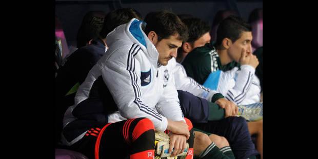 Casillas respecte la décision de Mourinho - La DH