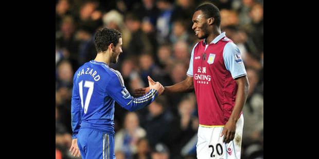 Hazard buteur lors du carton contre Aston Villa - La DH
