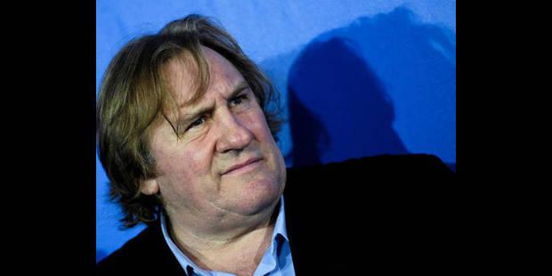 """Depardieu s'estime """"injurié"""" et """"rend son passeport"""" - La DH"""
