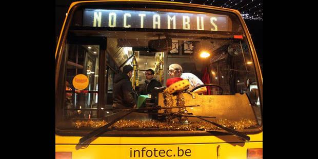 Un bus VIP  pour le Nouvel An