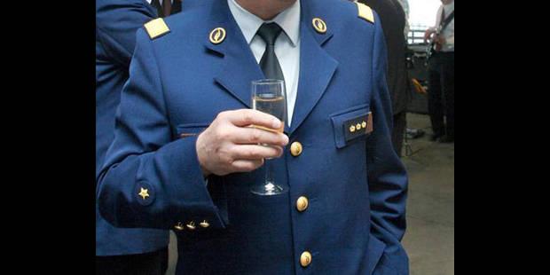 Alcool chez les flics : ça ne rigole plus - La DH