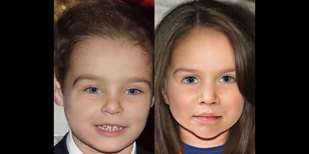 À quoi ressemblera l'enfant de William et Kate ? - La DH