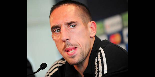 Ribéry veut être le Zidane du Bayern Munich - La DH