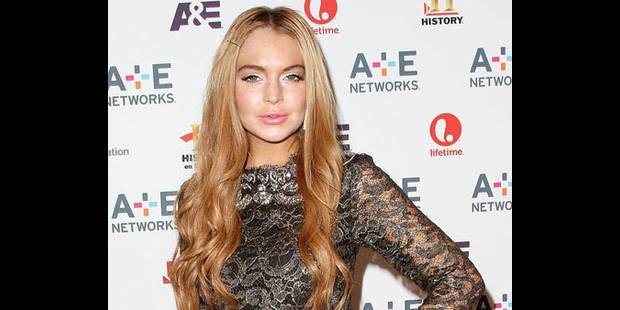 Lindsay Lohan interpellée après une bagarre - La DH
